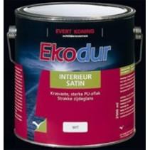 Ekodur Interieur Satin WIT (klik hier voor de inhoud)