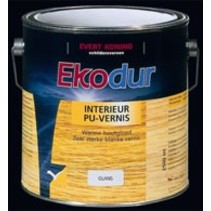 Ekodur Interior Varnish PU Lacquer (click here for content)