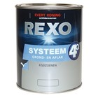 Evert Koning Rexo 4Q System Ground / Topcoat Autres couleurs