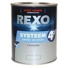 Evert Koning Rexo 4Q System Ground / Topcoat BLANC (cliquez ici pour le contenu)