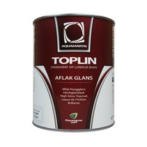 Toplin Topcoat on Color (You can choose content and gloss level here)