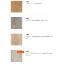 AVONTUURLIJK: Collectie PVC in trendbewuste kleuren met click systeem [klik hier]