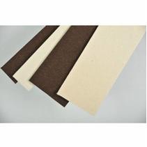 Fieltro para muebles Tira autoadhesiva 100x50x3mm -ACCIÓN-