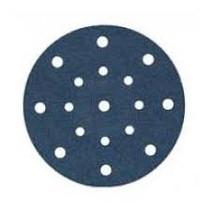 Siatop 1815 - Papel de lija de 17 orificios para Rotex de 150 mm (elija su grano)