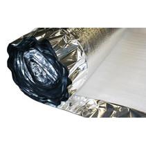 Alufoam 2mm pour le rôle de stratifié et de parquet de 15m2