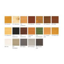Teinture à l'huile naturelle (toutes les couleurs disponibles)