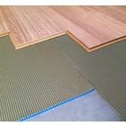 Tisa-Line Sous-couche de plancher bleu de 2mm par rouleau de 15m2 NOUVEAU