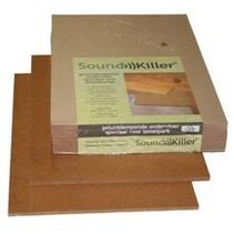 Soundkiller 15mm +10db voor Lamelparket 4,06m2 per pak
