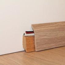Feuille creux système de plinthes [Autres types de bois]