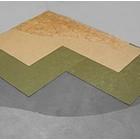 Tisa-Line Sous-couche double Marathon pour vinyle et PVC 5,31m2 en costume