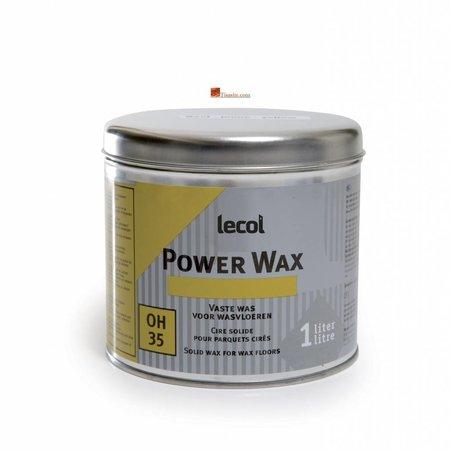Lecol Power wax OH35 WHITE 1kg
