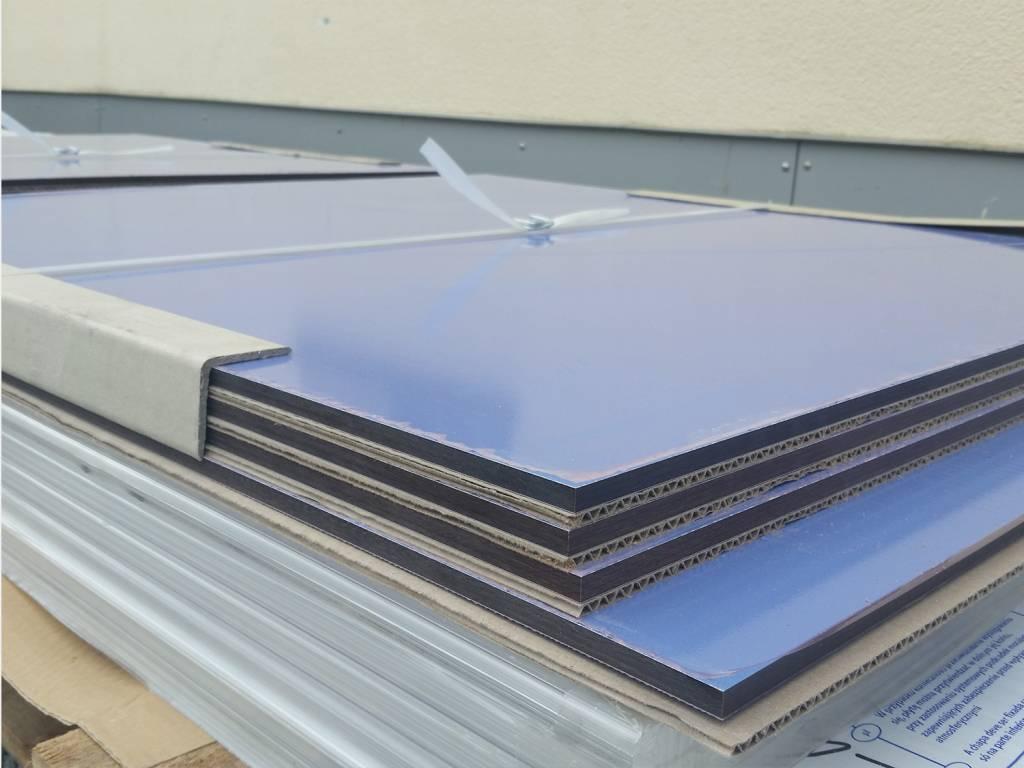 HPL-Baukompaktplatten