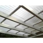 Acryl Wellplatten 76/18 - Graphit Wabenstruktur - HIGHLUX®