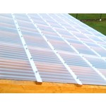 Acryl Wellplatten 130/30 P8 - Farblos Glatt - HIGHLUX®