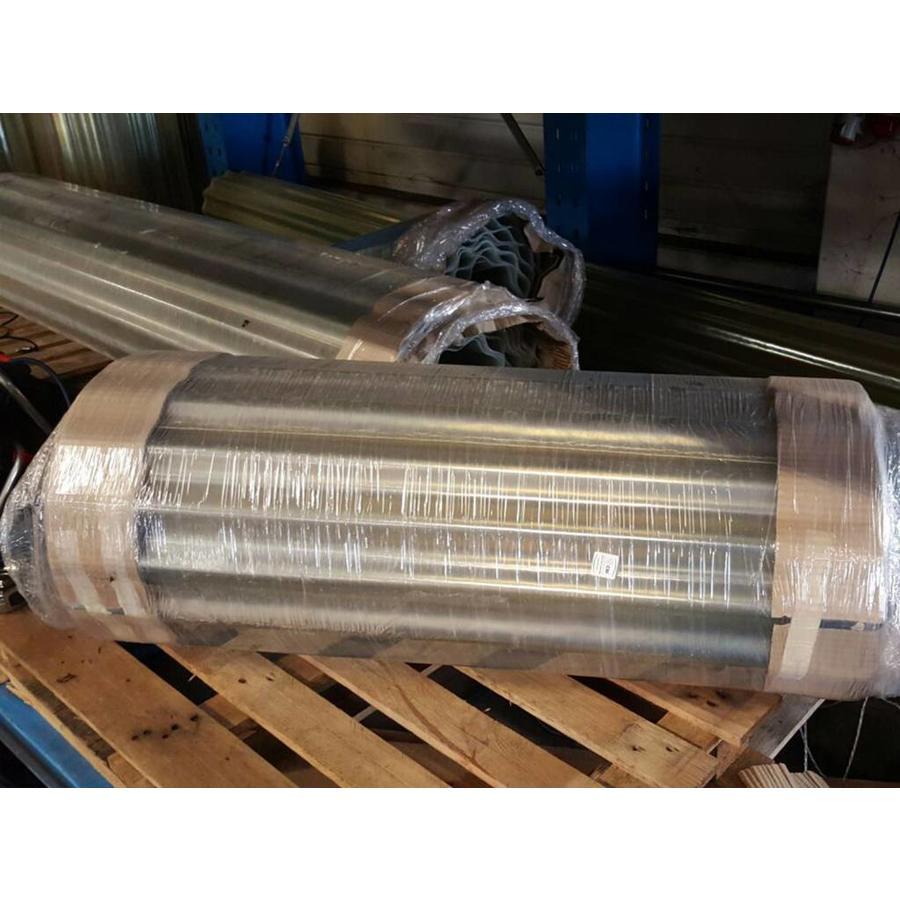 Wellpolyester Rollenware - Transparent-Natur - Gfk Wellplastik - Wellbahnen-5