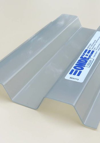 PVC Trapezplatten 70/18 - Transparent-Natur - SOLLUX®