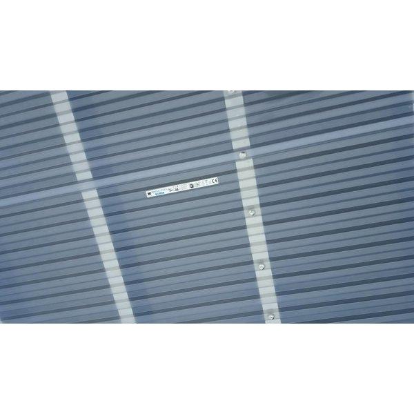 Fabulous Trapezplatten Sollux® Transparent-Natur günstig - Kirmse Kunststoffe UD63