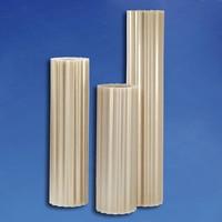 thumb-Wellpolyester Rollenware - Transparent-Natur - Gfk Wellplastik - Wellbahnen-1