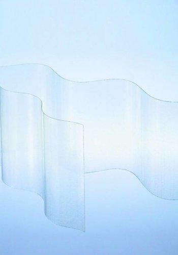GFK Polyester Wellplatten 177/51 P5 - Farblos-transparent