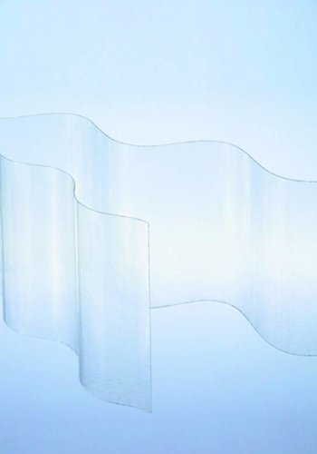 GFK Polyester Wellplatten 177/51 P6 - Farblos-transparent