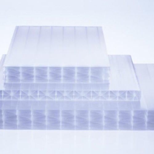 32mm PC Stegplatten - Opal-weiß - MAKROLON® IQ Relax