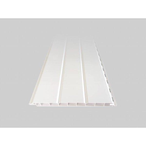 Wand- und Deckenpaneele aus PVC -5er Pack - Hohlkammerpaneele