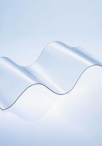 PVC Wellplatten 76/18 - Farblos - SOLLUX®