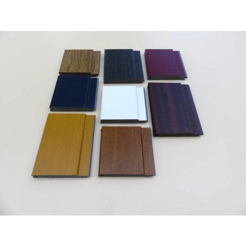 Kömapan KÖMAPAN® Paneele - Außen- und Innenbreich - Nut- und Federprofil 6000x90x15 mm