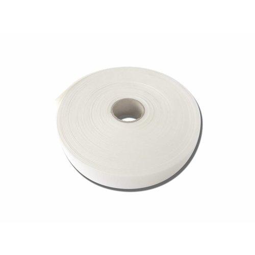 Vorlegeband - Schaumband - 20m Rolle - weiß