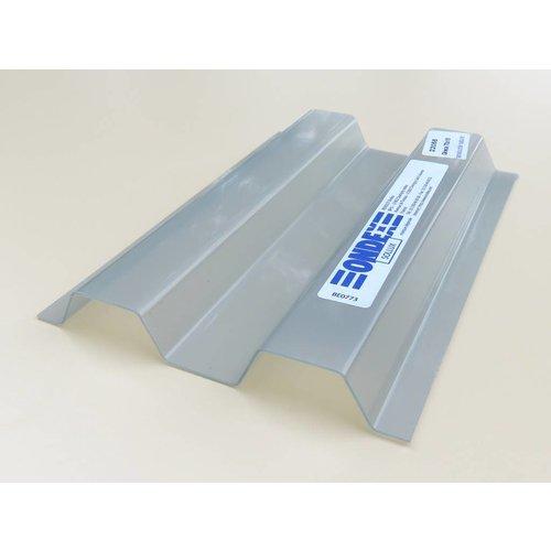 PVC Trapezplatten 70/18 - Transparent-Natur - Ondex HR®