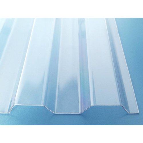 PVC Trapezplatten 70/18 - Farblos - Ondex HR®