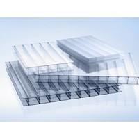 16mm PC Stegplatten - Glasklar - MARLON® Dreifach