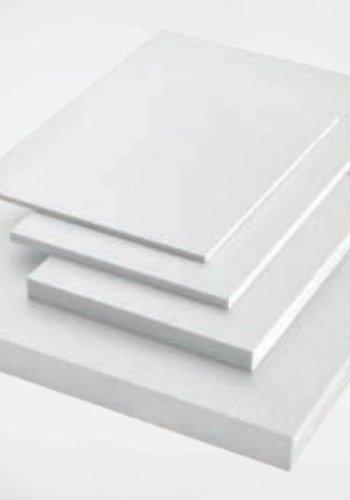 10mm Wilkulux® PVC Integralschaumplatten weiß