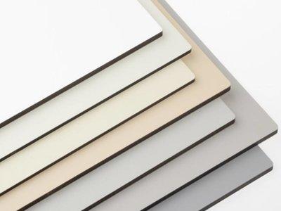 6mm Kronoplan® HPL Platten - Lagerprogramm
