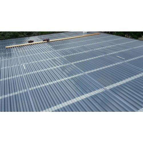 PVC Wellplatten 177/51 P6 3/4 - Farblos - SOLLUX®