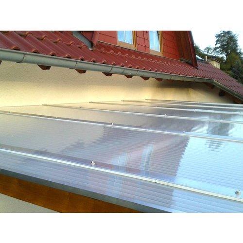 16mm Acryl Stegplatten - Sunstop-sky - HIGHLUX® Sunstop