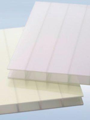 16mm Acryl Stegplatten - Sunstop-sky - Sunstop