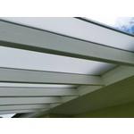 16mm Acryl Stegplatten - Glasklar - HIGHLUX® Vertica