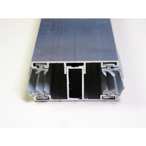 16mm EASY-ALU-Komplett Stegmittelprofil
