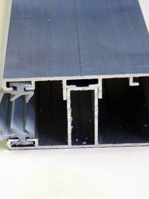 16mm EASY-ALU-Komplett Stegrandprofil