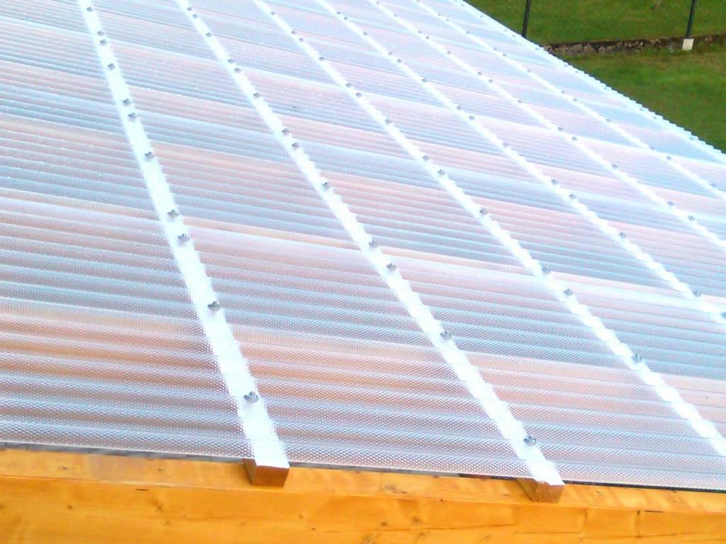 Polycarbonat Wellplatten – 100% Hagelsicherheit