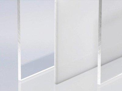 3mm DEGLAS® Acrylglas XT - weiß