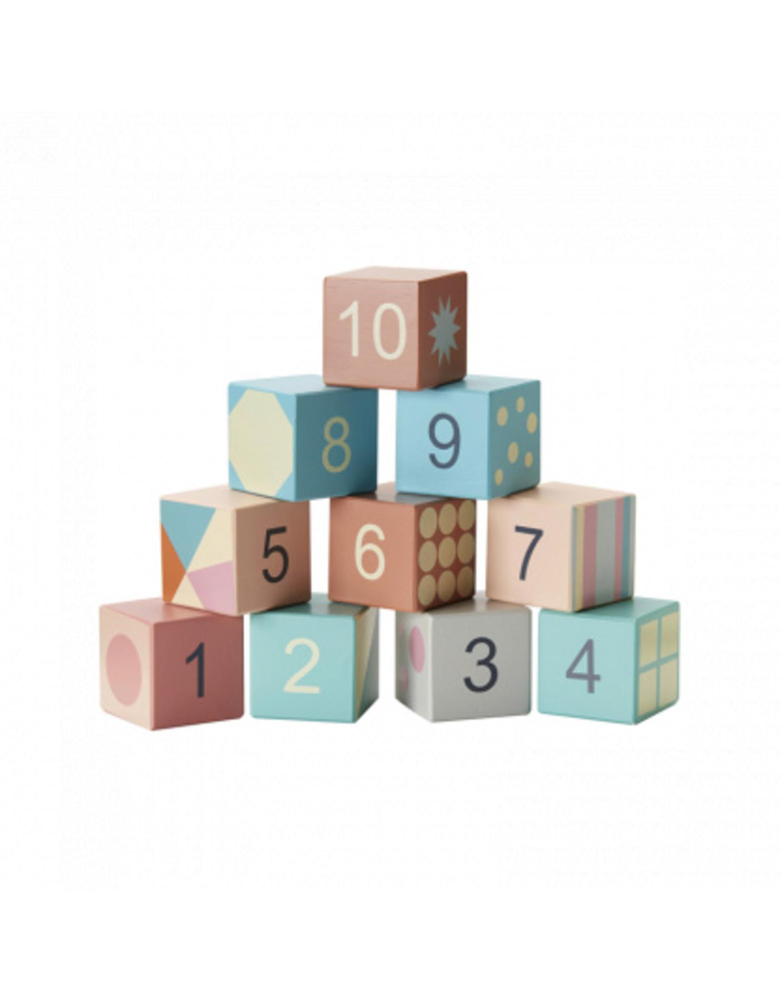 KIDS CONCEPT Building Blocks
