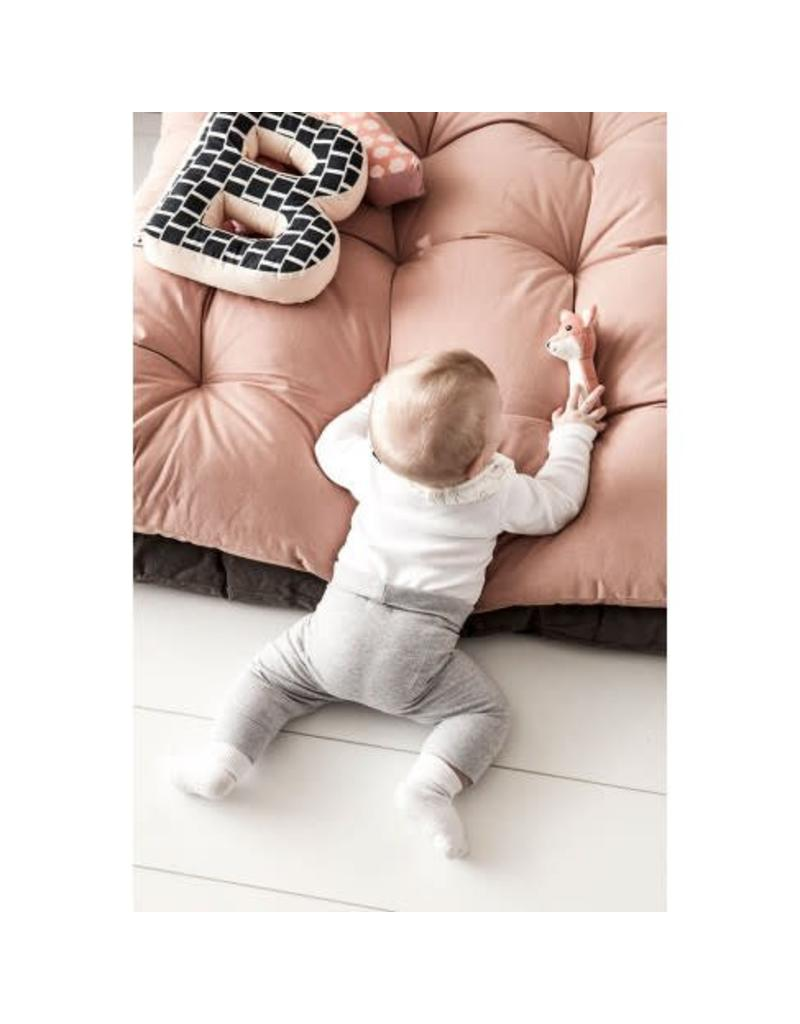 Floor Cushion Apricot