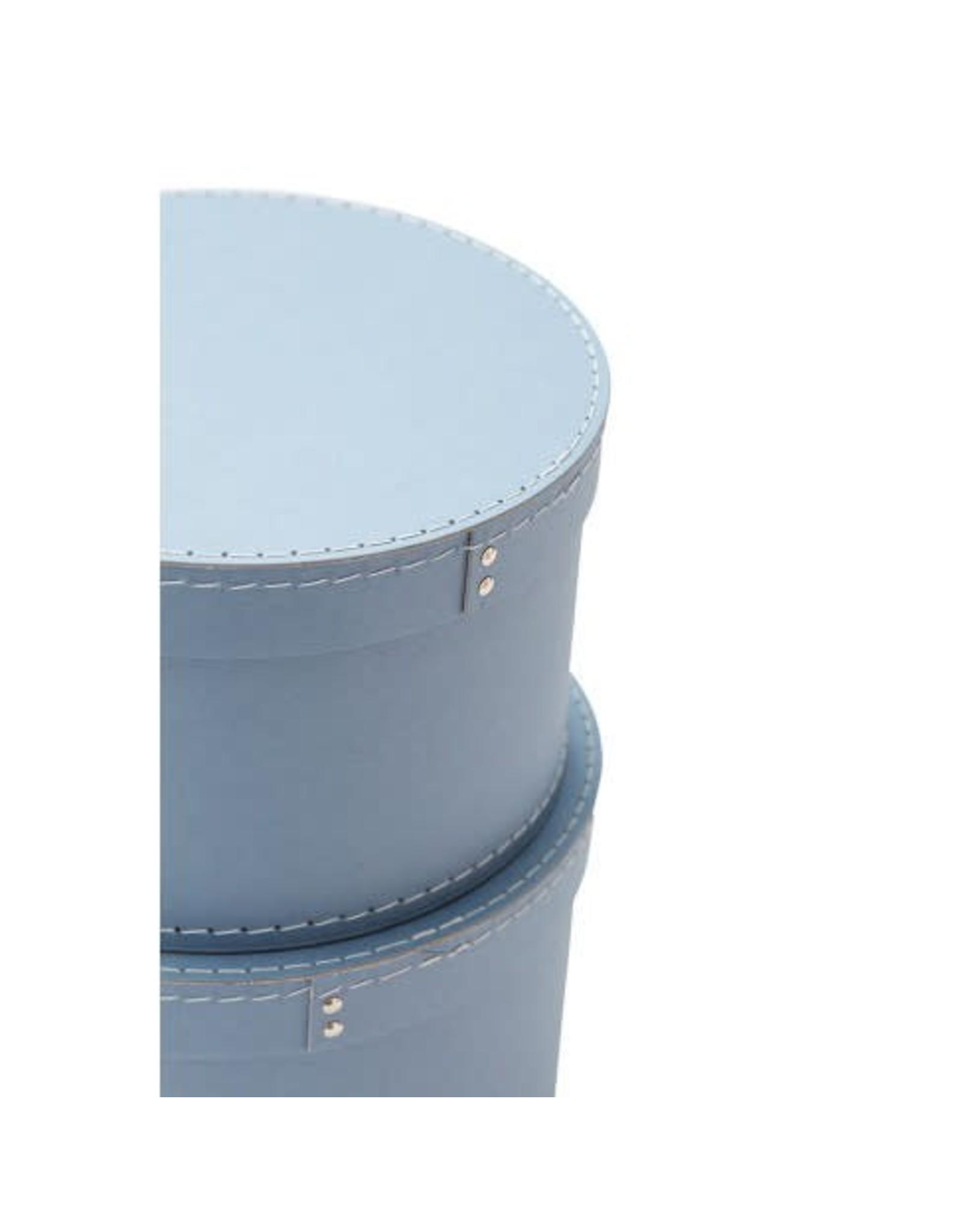 KIDS CONCEPT Blue Storage Boxes