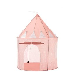 KIDS CONCEPT Pink Star Play Tent