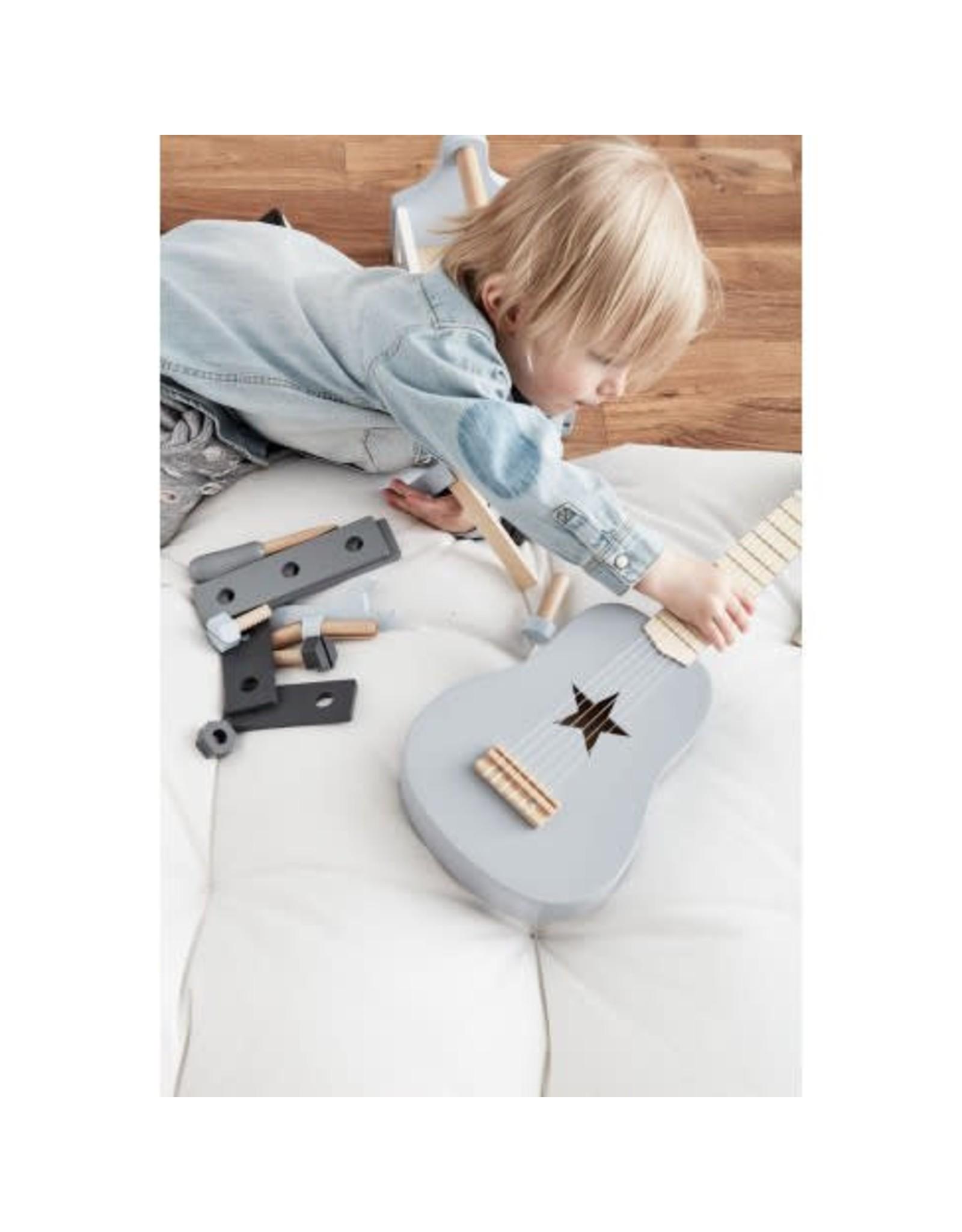 KIDS CONCEPT Grey Guitar