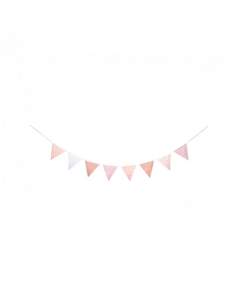 KIDS CONCEPT Pink Bunting