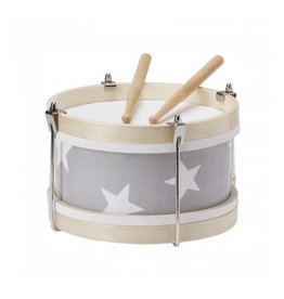 KIDS CONCEPT Grey Drum