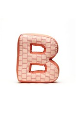 KIDS CONCEPT Pink ABC Cushions